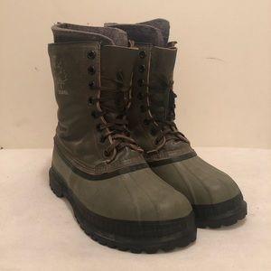 Sorel Mark V Winter Boot in Green